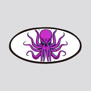 Psychedlic Octopus Patches