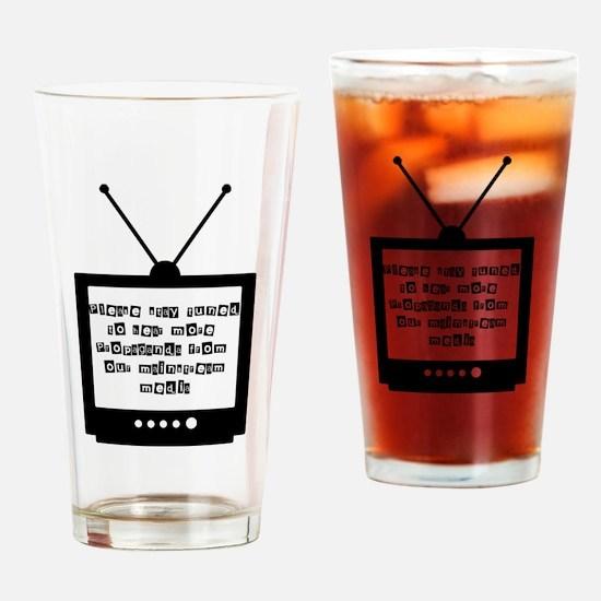 Propagnda Drinking Glass