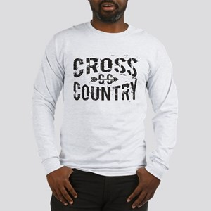cross country Long Sleeve T-Shirt