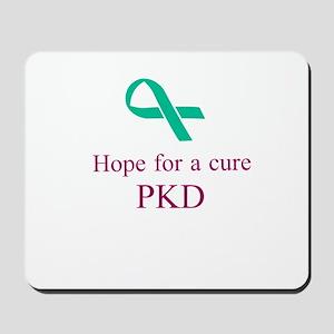 PKD cure Mousepad