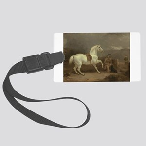 On the Hunt Large Luggage Tag