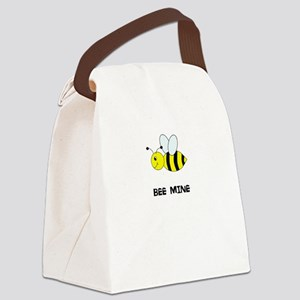 Bee Mine Design Canvas Lunch Bag