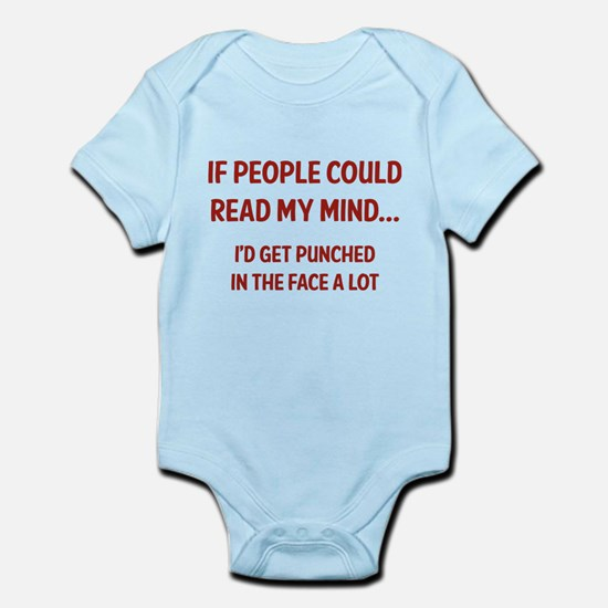 Read My Mind Infant Bodysuit
