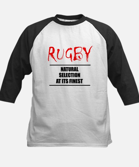 Rugby Natural Selection Kids Baseball Jersey