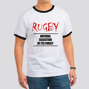 Rugby Natural Selection Ringer T