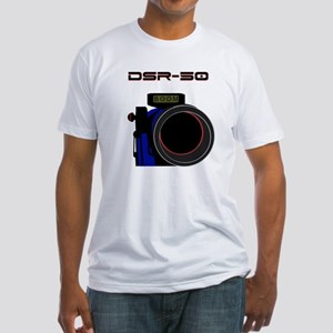 DSR-50 Fitted T-Shirt