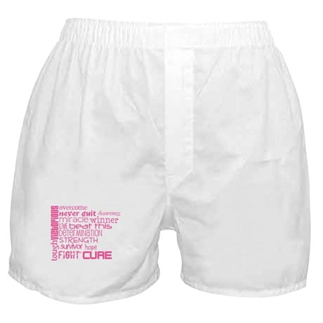 BCA Words Boxer Shorts