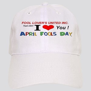 April Fool Lovers United Cap
