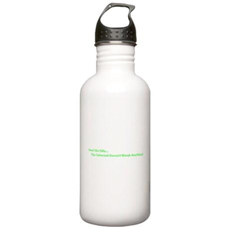IT Crowd Internet.png Stainless Water Bottle 1.0L