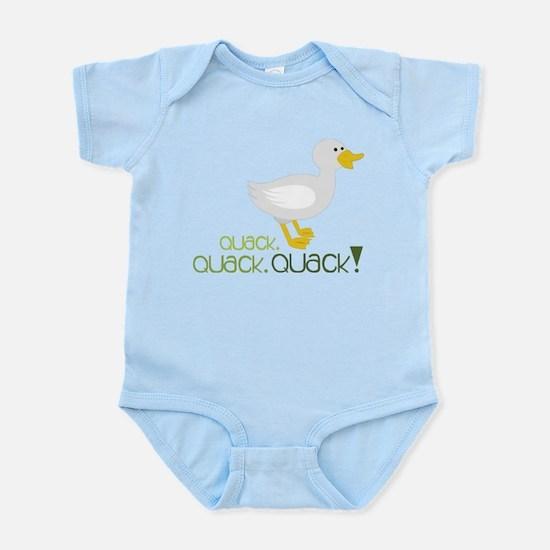 Quack Infant Bodysuit