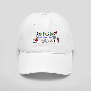 April Fools Day Picnic Cap