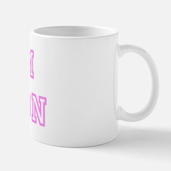 Pink team Jayson Mug