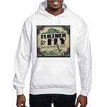 Further to Fly Hooded Sweatshirt