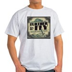 Further to Fly Light T-Shirt