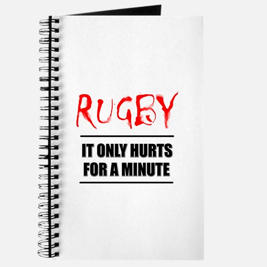 It Only Hurts 1 Rugby Journal