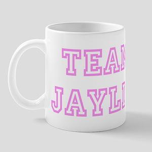 Pink team Jaylin Mug