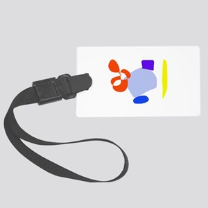 Lantern Large Luggage Tag