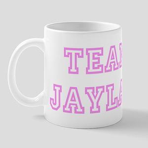 Pink team Jaylan Mug