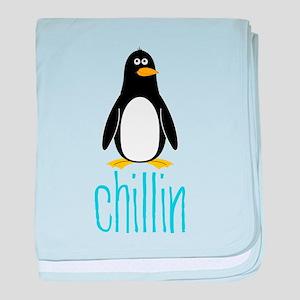 Chillin baby blanket