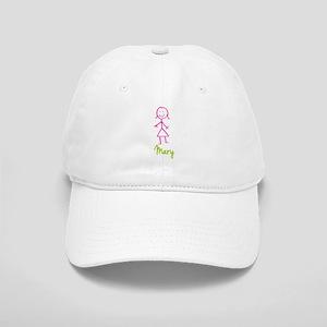 Mary-cute-stick-girl Cap