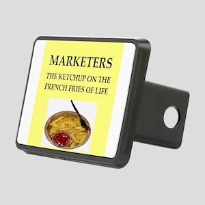 marketing Rectangular Hitch Cover
