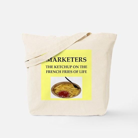 marketing Tote Bag