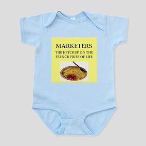 marketing Infant Bodysuit