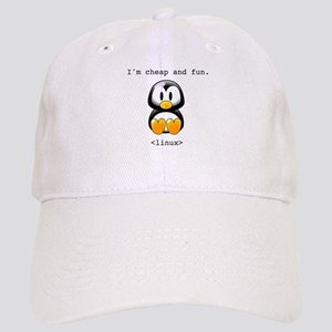 Linux - Cheap and Fun Cap