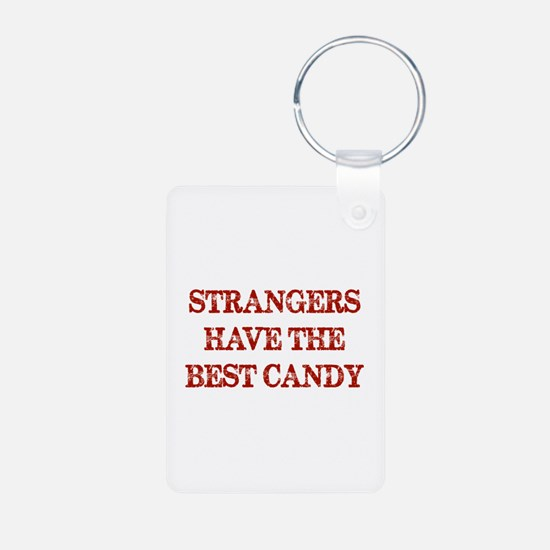 Strangers Have The Best Candy Keychains