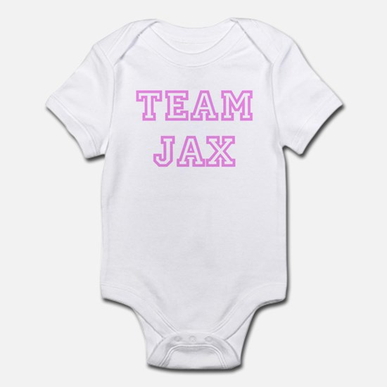 Pink team Jax Infant Bodysuit