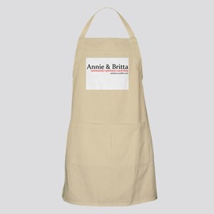 Annie & Britta, Community's prettiest crack!ship A
