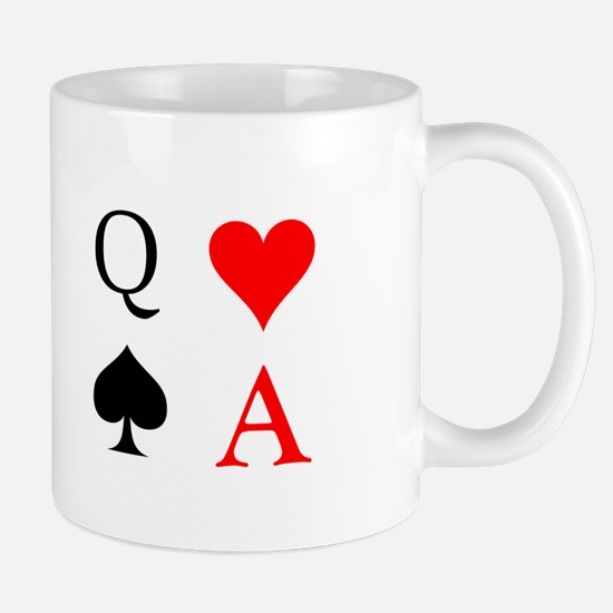 Annie & Britta, Ace of Hearts and Queen of Spades