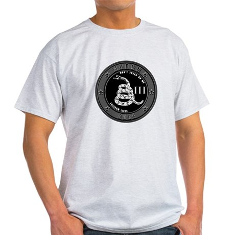 Don't Tread On Me! Light T-Shirt
