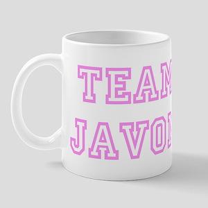 Pink team Javon Mug