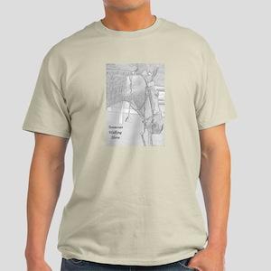 Tennesse Walking Horse Ash Grey T-Shirt