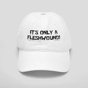 Fleshwound (black) Cap