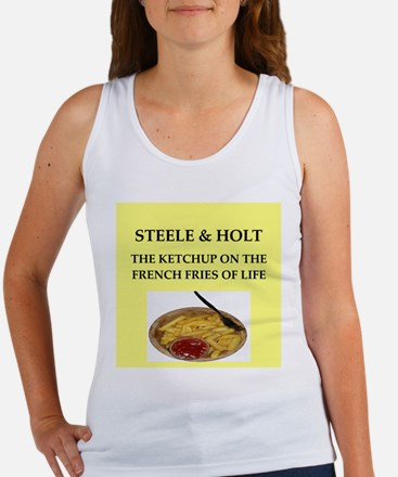 steele and holt Women's Tank Top