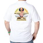 Clinton Polygraph Golf Shirt