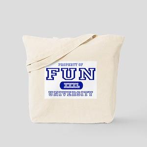 Fun University Property Tote Bag