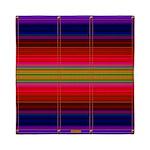 Indian Blanket Print Queen Duvet