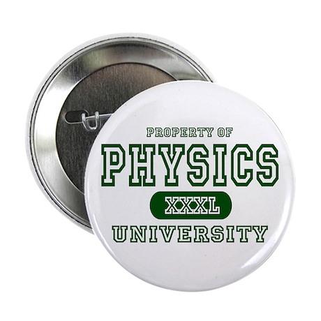 Physics University Button