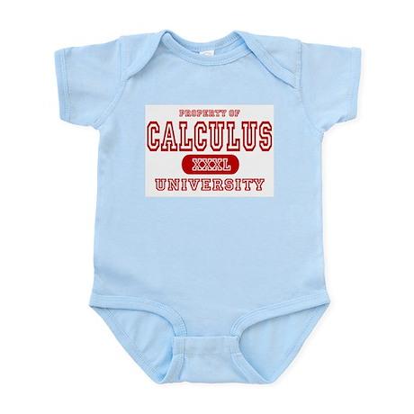 Calculus University Infant Bodysuit