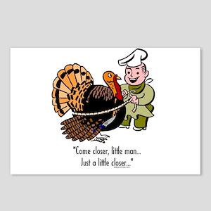 Killer Turkey Postcards (Package of 8)