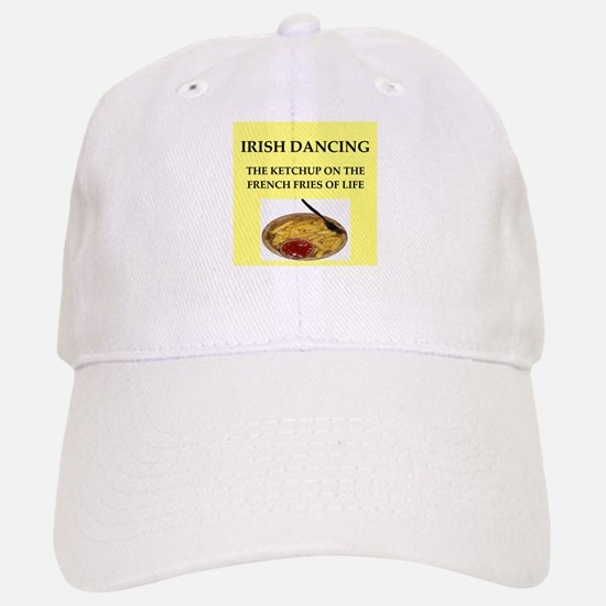 irish dancing Baseball Baseball Cap