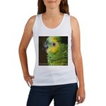 Blue-fronted Amazon Women's Tank Top
