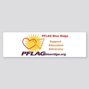 PFLAG Blue Ridge Bumper Sticker