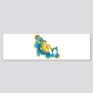 Groovy Sticker (Bumper)