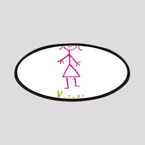 Kristin-cute-stick-girl Patches