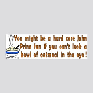 Hard Core Prine Fans 36x11 Wall Decal