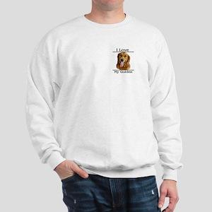 I Love My Golden Sweatshirt